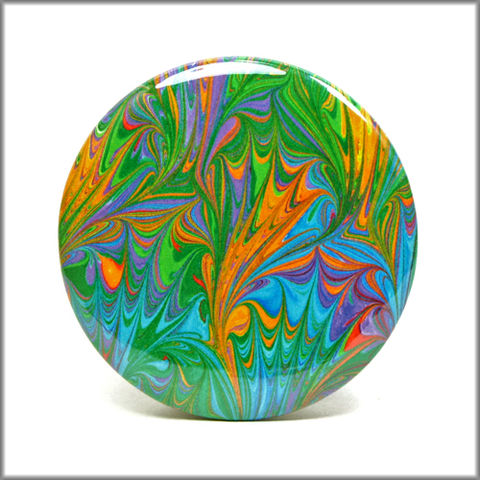 marbled,paper,magnet,no.,14,marbled_paper,functional_art,kitchen_magnet,refrigerator_magnet