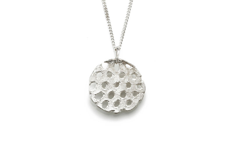 Silver Remnant Necklace - product images  of