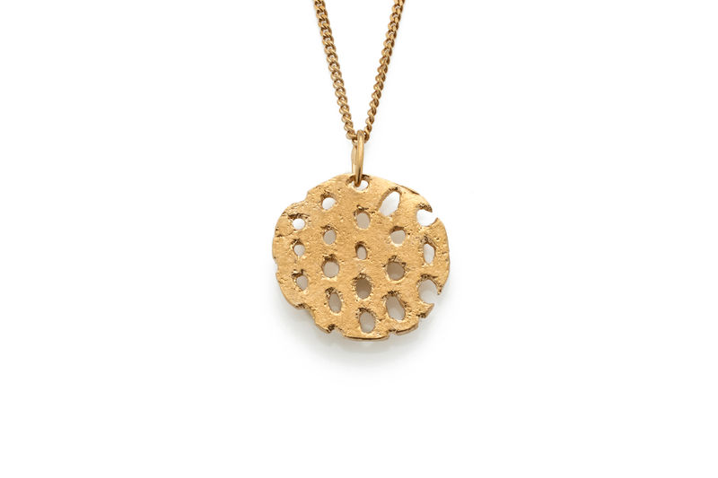 Gold Remnant Necklace - product images  of