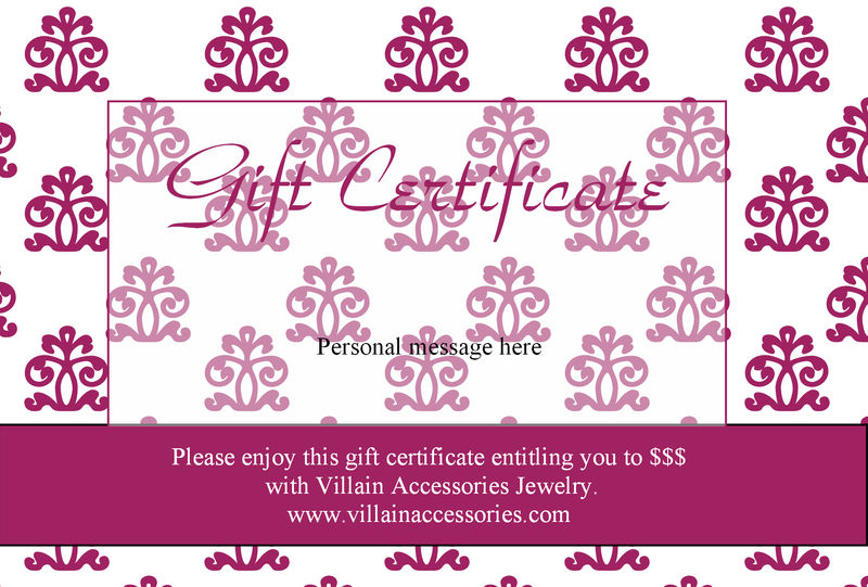 Gift Certificates - product images  of