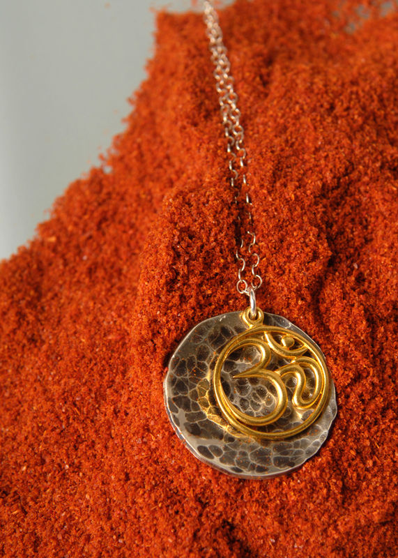 Om necklace - product images  of