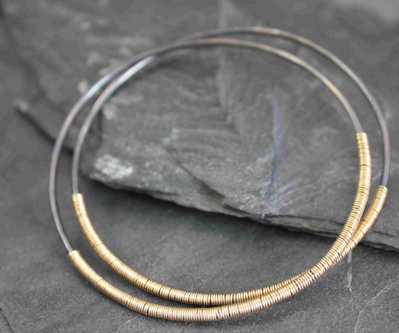 Dark moon bangle - product images  of