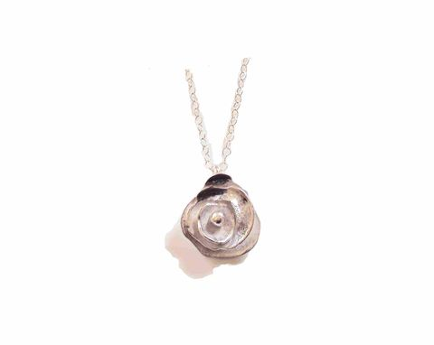 Trinity,Rose,necklace,roses, floral, flowers, metalsmithed, villain, accessories, wedding, mothers day,anniversay