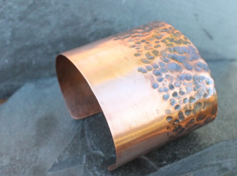 Rock solid cuff bracelet - product images  of