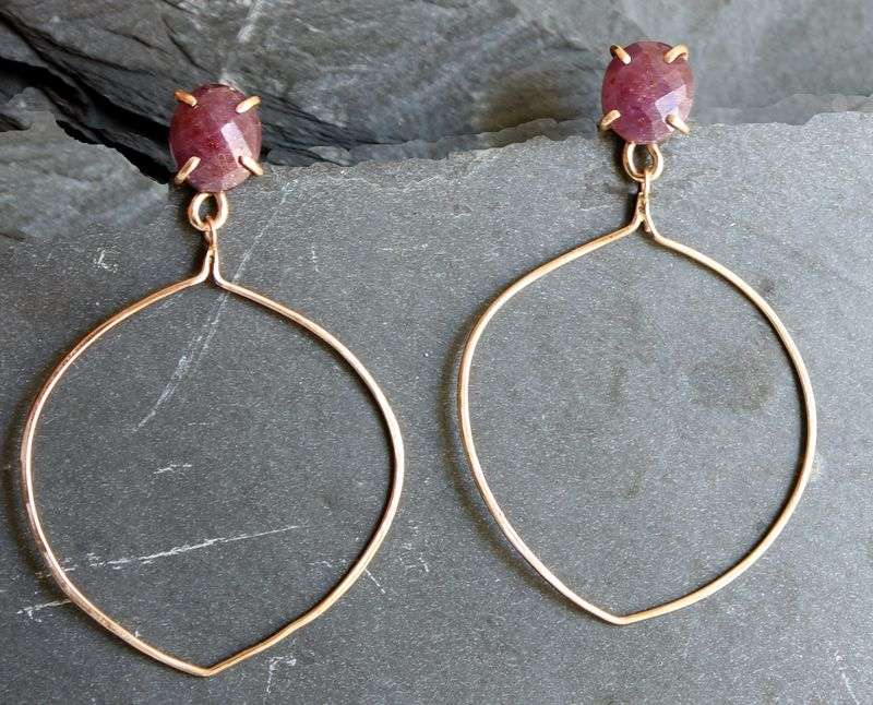 Morocco Earrings - product images  of
