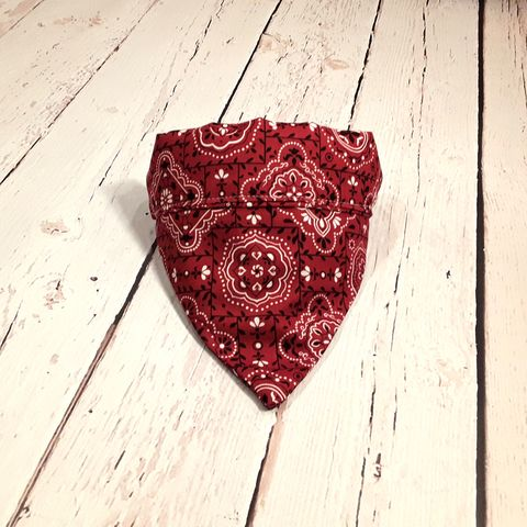 Dog,bandana,-,Red,Bandana,Print,dog scarf,sweater,pet accessories, pet clothing, bandanas