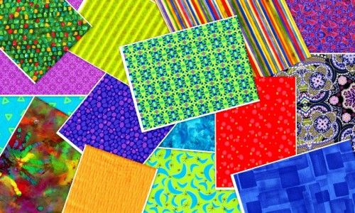 2 Yard Stash Builder Jewel Box Stash Pack Quilt Fabric - product image