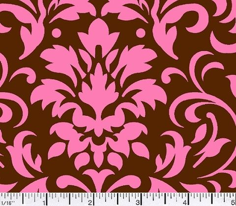 Good,Buy,Cotton,Quilt,Fabric,Delightful,Damask,Pink,And,Chocolate,Brown,470quilt fabric,cotton material,auntie chris quilt,sewing,crafts,quilting,online fabric,sale fabric