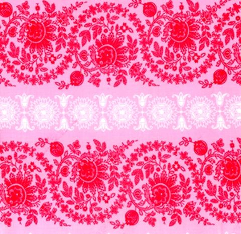 Cotton,Quilt,Fabric,Dance,With,Me,Leann,Girls,Pink,Floral,Stripe,quilt fabric,cotton material,auntie chris quilt,sewing,crafts,quilting,online fabric,sale fabric
