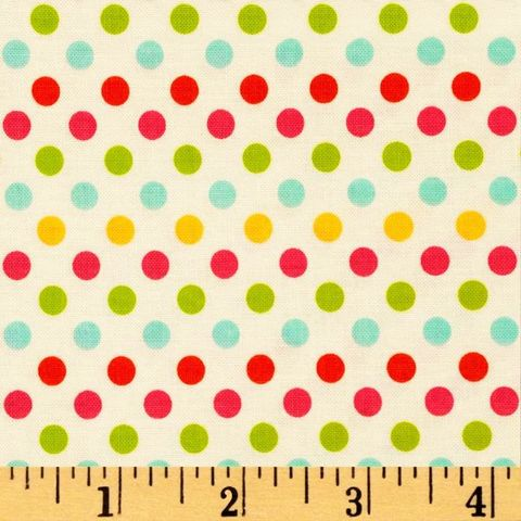 Cotton,Quilt,Fabric,Small,Dots,Riley,Blake,Rainbow,Colorful,quilt fabric,cotton material,auntie chris quilt,sewing,crafts,quilting,online fabric,sale fabric,fat quarter