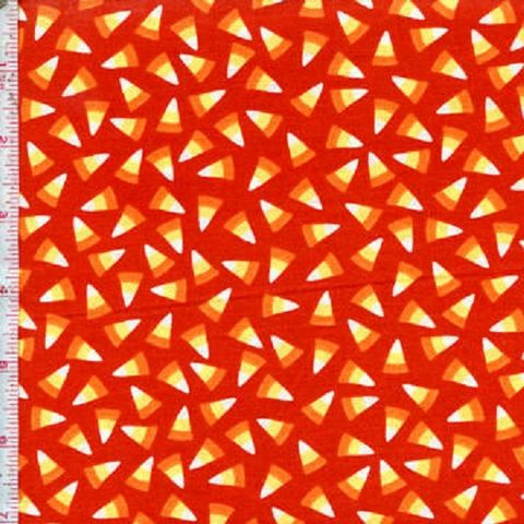 Cotton,Quilt,Fabric,Not,So,Spooky,Halloween,Candy,Corn,Orange,quilt fabric,cotton material,auntie chris quilt,sewing,crafts,quilting,online fabric,sale fabric,fat quarters,moda