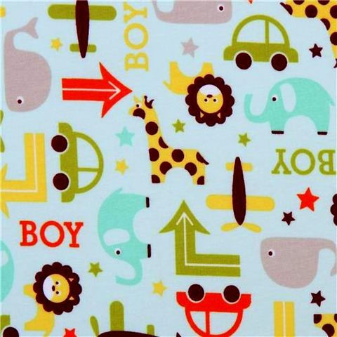 Oh,Boy,Riley,Blake,Elephant,Planes,Whale,Aqua,Blue,quilt fabric,cotton material,auntie chris quilt,sewing,crafts,quilting,online fabric,sale fabric