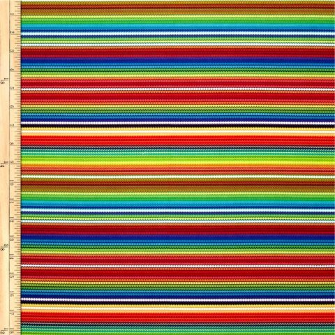 Cotton,Quilt,Fabric,Stomp,Bright,Beaded,Stripe,Red,Rooster,quilt fabric,cotton material,auntie chris quilt,sewing,crafts,quilting,online fabric,sale fabric