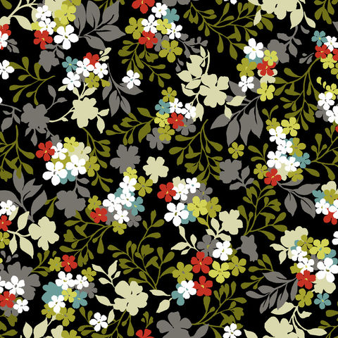 Cotton,Quilt,Fabric,Costa,De,La,Flores,Folkloric,Floral,Caliente,quilt fabric,cotton material,auntie chris quilt,sewing,crafts,quilting,online fabric,sale fabric