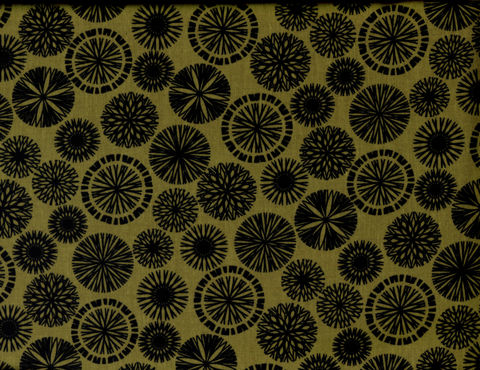 Cotton,Quilt,Fabric,Origins,Silhouette,Slate,Black,Medallions,Benartex,quilt fabric,cotton material,auntie chris quilt,sewing,crafts,quilting,online fabric,sale fabric