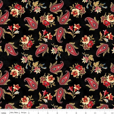 Cotton,Quilt,Fabric,Victoria,Reproduction,Red,Black,Penny,Rose,quilt fabric,cotton material,auntie chris quilt,sewing,crafts,quilting,online fabric,sale fabric