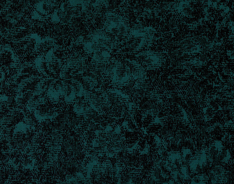 Cotton Quilt Fabric Delhi Jinny Beyer Floral Tone On Tone Forest Teal - product images  of
