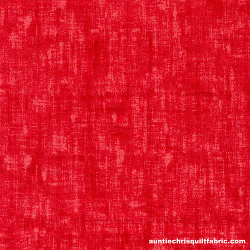Cotton Quilt Fabric Bella Casa Texture Light Red Christmas Tone On Tone - product images  of