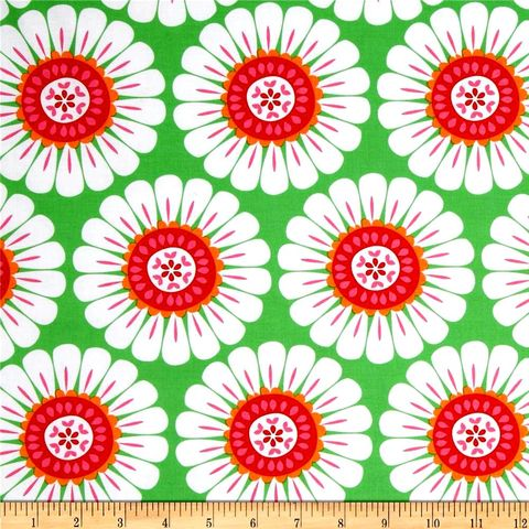 Cotton,Quilt,Fabric,Michael,Miller,Courtney,Green,Large,Floral,Folkloric,,quilt backing, dresses, quilt fabric,cotton material,auntie chris quilt,sewing,crafts,quilting,online fabric,sale fabric
