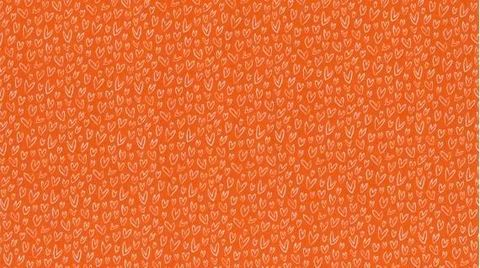 Cotton,Quilt,Fabric,Woodwinked,Dear,Stella,Little,Hearts,Orange,331,,quilt backing, dresses, quilt fabric,cotton material,auntie chris quilt,sewing,crafts,quilting,online fabric,sale fabric
