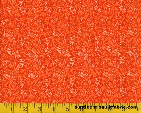 Cotton,Quilt,Fabric,Fabri,Bear,Hugs,Leaf,Print,Orange,11229441,,quilt backing, dresses, quilt fabric,cotton material,auntie chris quilt,sewing,crafts,quilting,online fabric,sale fabric