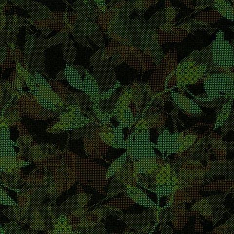 Cotton,Quilt,Fabric,Jinny,Beyer,Safari,Foliage,Teal,Green,Leaves,,quilt backing, dresses, quilt fabric,cotton material,auntie chris quilt,sewing,crafts,quilting,online fabric,sale fabric