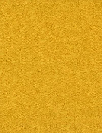 Cotton Quilt Fabric Spring Chateau Basic Sunflower Yellow - product images  of