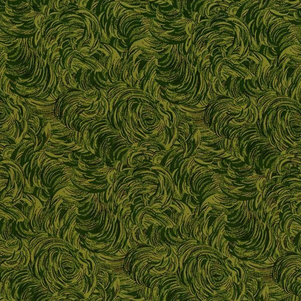 Cotton Quilt Fabric Christmas Remembered Green Leaves - product images  of