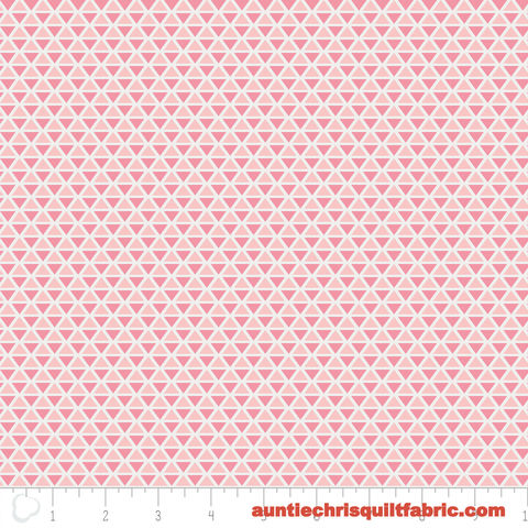 Cotton,Quilt,Fabric,TRI,THESE,ANGLES,Rose,Quartz,&,SERENITY,Triangles,Pink,,quilt backing, dresses, quilt fabric,cotton material,auntie chris quilt,sewing,crafts,quilting,online fabric,sale fabric