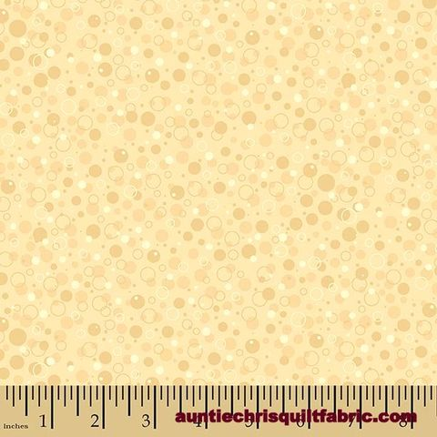 Cotton,Quilt,Fabric,Autumn,Palette,Bubbly,Ivory,Tan,Dots,,quilt backing, dresses, quilt fabric,cotton material,auntie chris quilt,sewing,crafts,quilting,online fabric,sale fabric