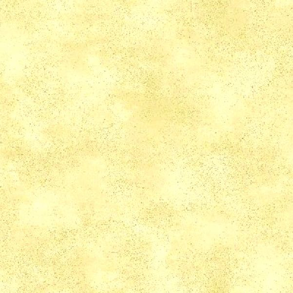 Cotton Quilt Fabric Japanese Emaki Hyakka Ryoran Gold Dust Cream - product images  of