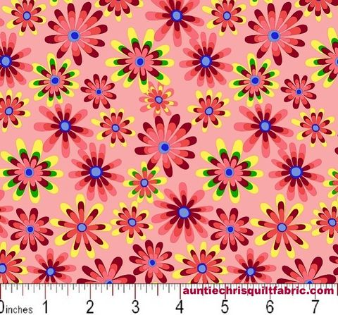 Cotton,Quilt,Fabric,Flower,Power,Ditsy,Daisy,Dusty,Mauve,Pink,Multi,,quilt backing, dresses, quilt fabric,cotton material,auntie chris quilt,sewing,crafts,quilting,online fabric,sale fabric