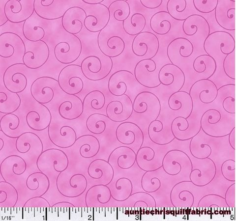 Cotton,Quilt,Fabric,Tilt,A,Whirl,Swirly,Tone,On,Pink,,quilt backing, dresses, quilt fabric,cotton material,auntie chris quilt,sewing,crafts,quilting,online fabric,sale fabric