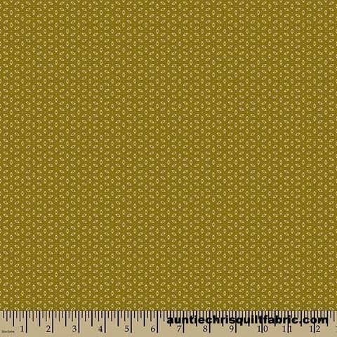Cotton,Quilt,Fabric,Autumn,Palette,Grandma's,Apron,62721,Moss,Green,,quilt backing, dresses, quilt fabric,cotton material,auntie chris quilt,sewing,crafts,quilting,online fabric,sale fabric