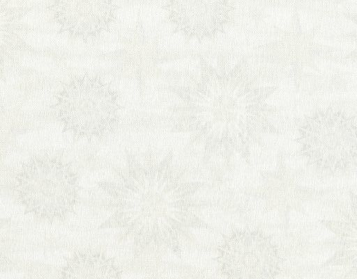 Cotton Quilt Fabric FOREVER AIR SNOWFLAKES LIGHT Ivory - product images  of