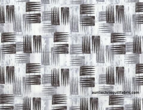 Cotton,Quilt,Fabric,Stepping,Stones,Small,Black,White,SHADOW,Geometric,,quilt backing, dresses, quilt fabric,cotton material,auntie chris quilt,sewing,crafts,quilting,online fabric,sale fabric