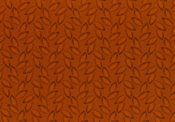 Cotton Quilt Fabric CENTENARY 22ND Reproduction Rust Lecien - product images  of