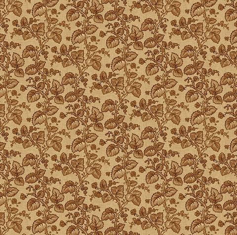 Cotton,Quilt,Fabric,Vineyard,Branches,Leaves,Taupe,Brown,Tan,,quilt backing, dresses, quilt fabric,cotton material,auntie chris quilt,sewing,crafts,quilting,online fabric,sale fabric