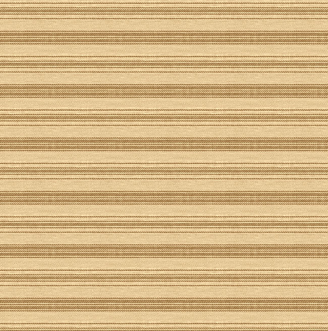 Cotton Quilt Fabric Country Inn Ticking Stripe Tan Gold - product image