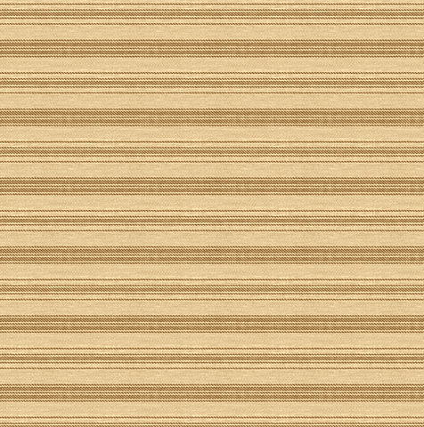 Cotton,Quilt,Fabric,Country,Inn,Ticking,Stripe,Tan,Gold,,quilt backing, dresses, quilt fabric,cotton material,auntie chris quilt,sewing,crafts,quilting,online fabric,sale fabric