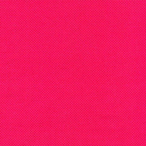 Cotton,Quilt,Fabric,Basic,Pin,Dots,Lipstick,Hot,Pink,Tone,On,,quilt backing, dresses, quilt fabric,cotton material,auntie chris quilt,sewing,crafts,quilting,online fabric,sale fabric