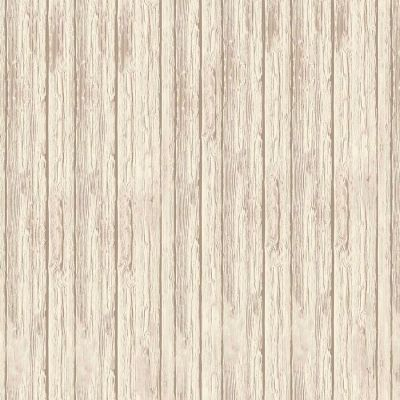Cotton Quilt Fabric In The Woods Woodgrain Texture Taupe - product image