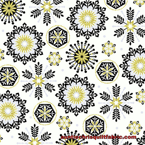 Cotton,Quilt,Fabric,Celebrate,MIDNIGHT,CRYSTAL,CREAM,New,Years,Eve,,quilt backing, dresses, quilt fabric,cotton material,auntie chris quilt,sewing,crafts,quilting,online fabric,sale fabric