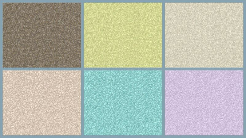 Little Leaves Soft Nature Neutrals Collection 3 yard Medley - product images  of