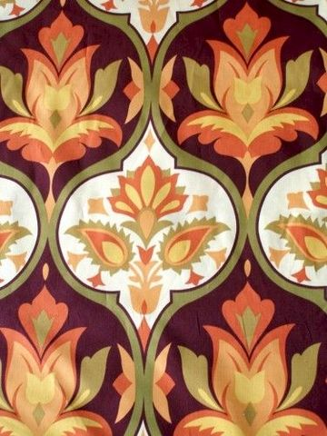 Cotton,Quilt,Fabric,Porto,Large,Floral,Medallion,Rust,Olive,quilt fabric,cotton material,auntie chris quilt,sewing,crafts,quilting,online fabric,sale fabric