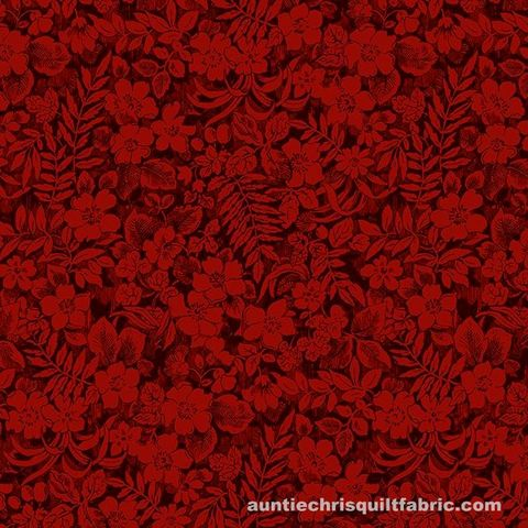 Cotton,Quilt,Fabric,Gathering,Wishes,Woodland,Brush,Barn,Red,,quilt backing, dresses, quilt fabric,cotton material,auntie chris quilt,sewing,crafts,quilting,online fabric,sale fabric