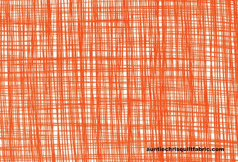 Cotton,Quilt,Fabric,Sketched,Lines,Goldfish,Lt,Orange,,quilt backing, dresses, quilt fabric,cotton material,auntie chris quilt,sewing,crafts,quilting,online fabric,sale fabric