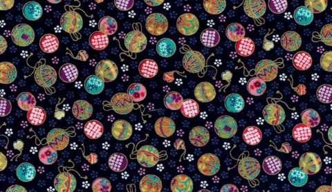 Cotton,Quilt,Fabric,Mini,Temari,Ornaments,Navy,Gold,Metallic,Cut,Yards,,quilt backing, dresses, quilt fabric,cotton material,auntie chris quilt,sewing,crafts,quilting,online fabric,sale fabric