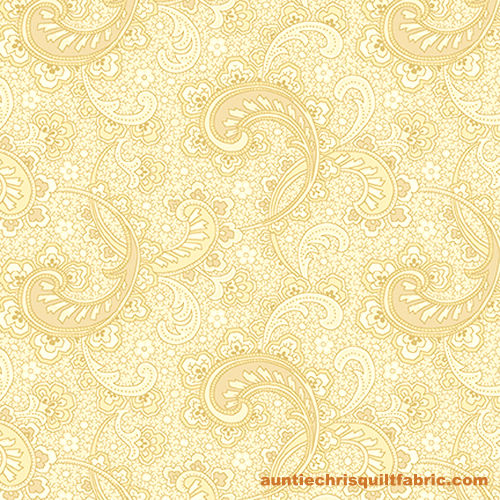 Cotton Quilt Fabric Cream & Sugar VIII Beige 4602-44 - product images  of