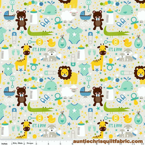 Cotton,Quilt,Fabric,Designer,Flannel,Sweet,Baby,Boy,Gray,Multi,,quilt backing, dresses, quilt fabric,cotton material,auntie chris quilt,sewing,crafts,quilting,online fabric,sale fabric